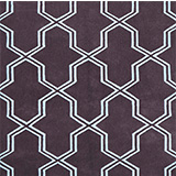 eclipse-dark-violet-shield-rug-perth