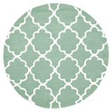 eclipse-circle-green-rug-perth