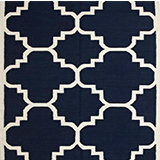 eclipse-sun-flower-blue-rug-perth