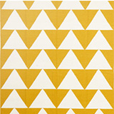 eclipse-triangle-yellow-white-rug-perth