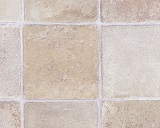 Argo TX Flagstone Light Beige Tile and Slate Vinyl Plank Flooring Perth