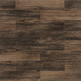 Vinyl plank flooring wood accents 0.35mm black mahogany